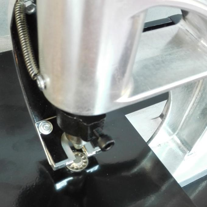 Semi Automatic Eyelet Punching Machine For 12MM / 10 MM Metal Grommet
