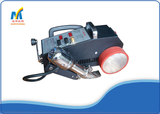 China Fast Speed Leister Hot Air Welder  With CE RoSh , Portable 1300W Pvc Fabric Welding Machine supplier
