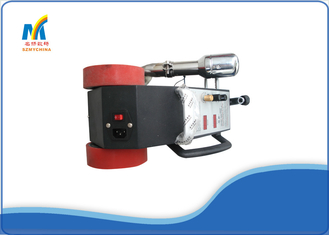 China Hot Air Sign Vinyl PVC Banner Welding Machines 110 V / 220 V CE No Need Glue supplier