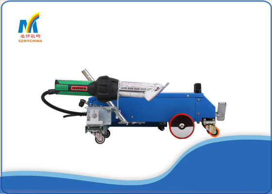 China Water Proof Plastic Welder Machine For Vinyl Sign Printing , PVC Welding Machine supplier