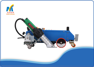 China 240V Leister Hand Welder For PE Welding Machine With Temperature Adjustable supplier