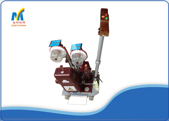 China 30 W Industry 13.5 MM Eyelet Punching Machine Automatic For PVC Banner supplier