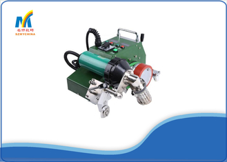 China PVC PE Flex Banner Hot Air Welding Machine Small Dimensions With 0 - 620 Celsius Degree supplier