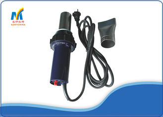 China High Power 3400 W Hot Air Welding Machine 70mm Nozzle With Rubber Press Roller supplier