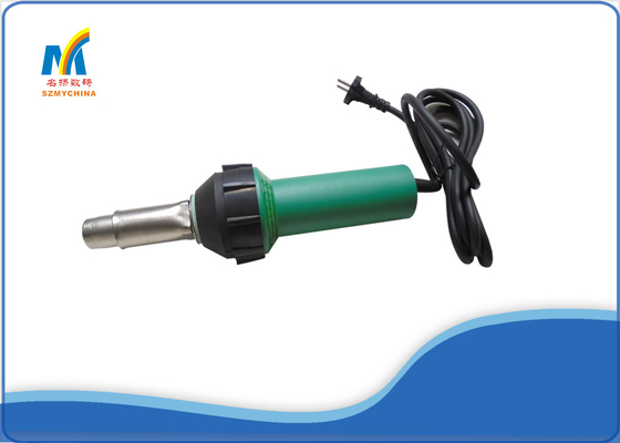 China Mini Leister Hot Air Welding Gun For Pvc Welding Machine , Heat Welding Pvc Machine supplier