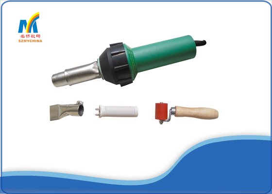 China Hot Air Welding Gun For Leister Welding Machine , 1600 W Banner Seaming Machine supplier