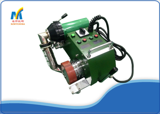 Outdoor Advertising Banner Heat Welding Machine 220 V With 3000 W / CE Certification