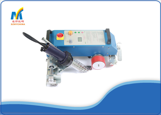 China Portable Flex PVC Banner Welding Machines With LST 3400W Hot Air Gun / 20 - 600 Degree supplier