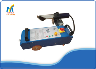 China Pvc Advertising Banners Fabric Welding Machine , Hot Air Banner Welder CE 3600 W supplier