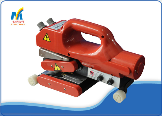 China Professional CE Industrial Geomembrance Vinyl Banner Welding Machine 800W supplier
