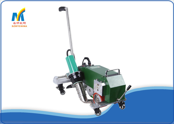 China CE Hot Air Waterproofing Membrane Welding Machine PVC Banner Welding Machines supplier