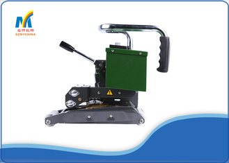China Dedicated Automatic Hot Air Splicing Machine For Geomembrane Sheet supplier
