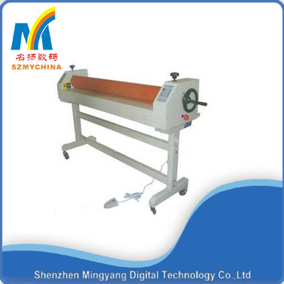 Automatic 1600mm Width Electric Cold Laminator Simple Operation Stable Quality