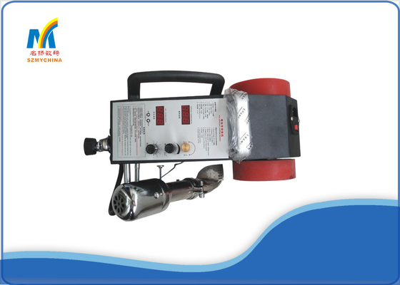 Portable Vinyl Hot Air Welding Machine With Adjustable Temperature / Fan Motor Speed