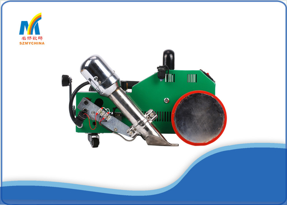 PVC Outdoor Banners Leister Welding Machine , Hot Air Welding Machine With Plastic Welding Gun