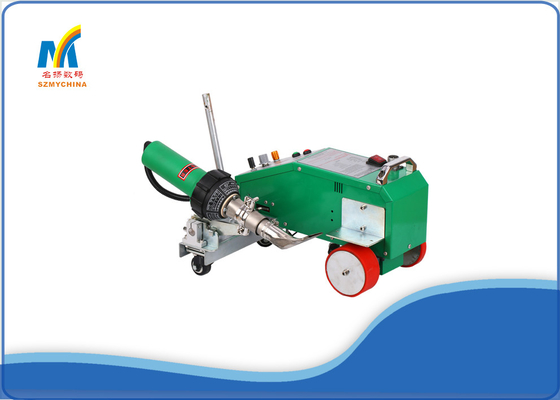 1800 W PVC PE Hot Air Welding Machine 400 Degree For Outside Advertising Banner