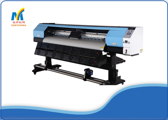 2000 Mm Wide Format Printer Automatic 700 W With 1500 Ml Color Capacity Ink Tank