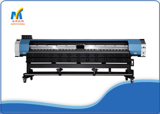 1200 W Automatic Wide Format Printer With Double Epson DX5 Print Heads