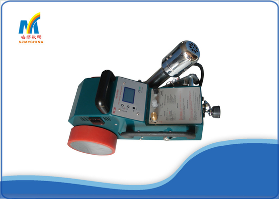 Aluminum Wheel Vinyl Banner Welding Machine With 5 -15 M Per Min Speed
