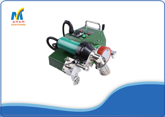 PVC PE Flex Banner Hot Air Welding Machine Small Dimensions With 0 - 620 Celsius Degree