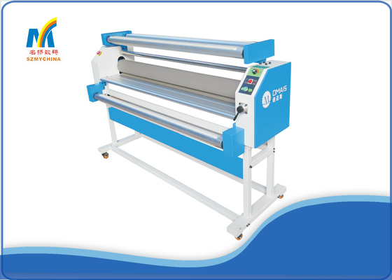 Low Temperature Electric Cold Laminator 1680 Mm Larger Format With Variable Speed Motor
