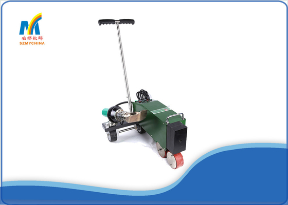 PVC Waterproofing Membrane Hot Air Banner Welder With Long Handle , CE ROHS